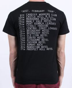 We Cant Be Beaten 1983 Retro Black Tshirt