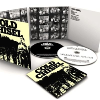 Cold Chisel Remastered CD