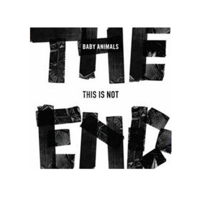 This is Not The End CD