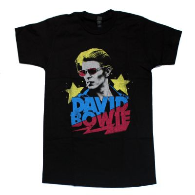 Starman Black Tshirt