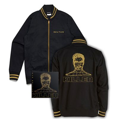 Killer CD/ Limited Edition Bomber Jacket Combo Pack