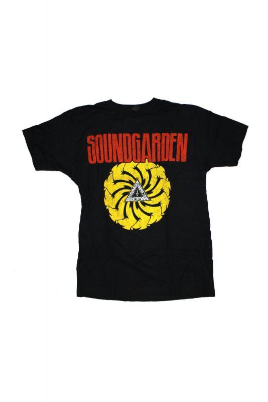 Bad Motorfinger Black Tshirt Soundgarden Offical Merchandise Band T Shirts