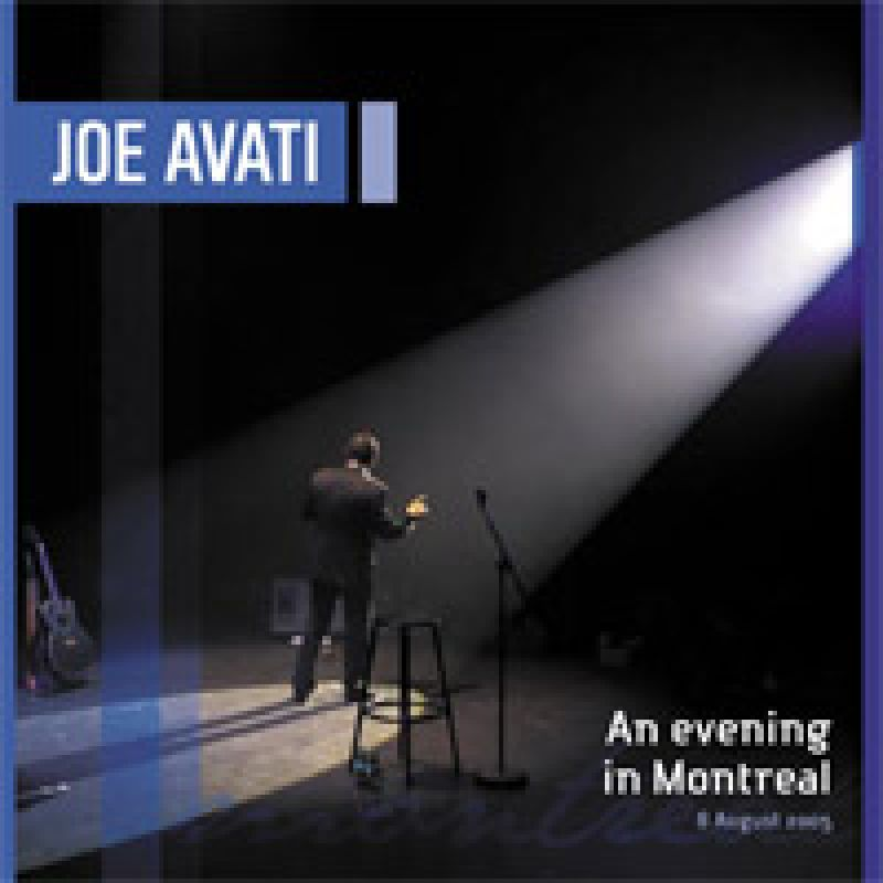 An Evening In Montreal CD