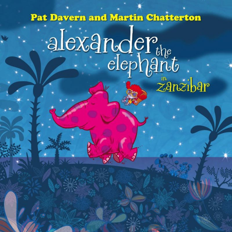Alexander The Elephant Book