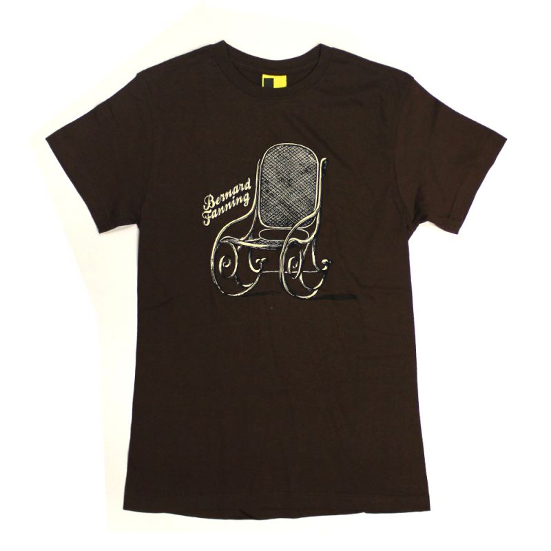 Brown Chair Ladies Tshirt