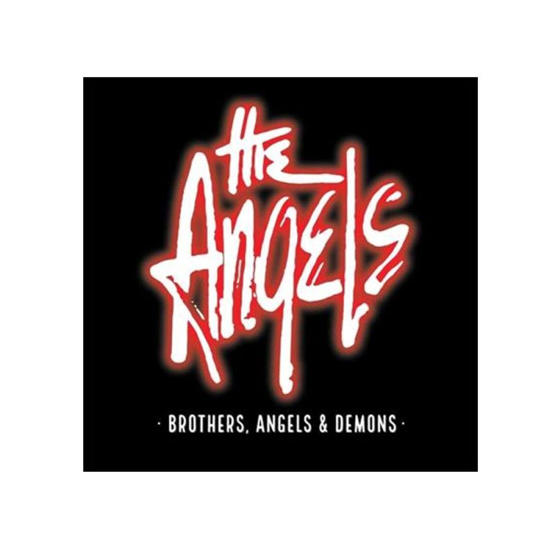 Brothers, Angels And Demons 2CD