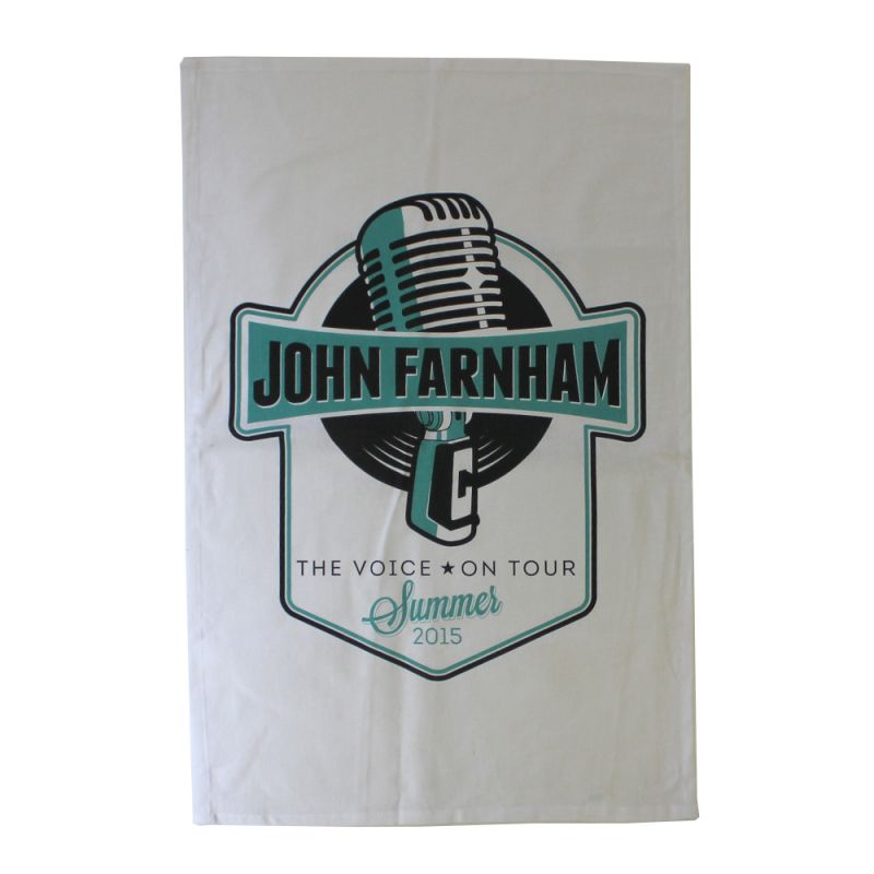 The Voice Tea Towel