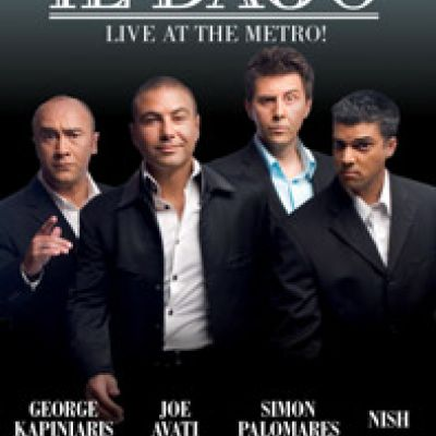 il Dago Live At The Metro DVD