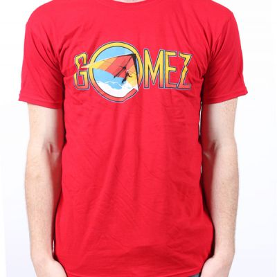Red Hang Glider Tshirt