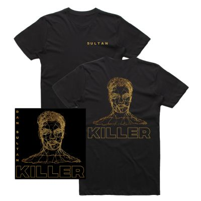 Killer Vinyl LP/Tshirt Combo Pack