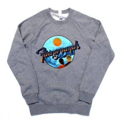 Grey Crewneck/Jumper