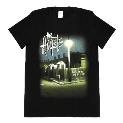 Take It To The Streets Black Tshirt