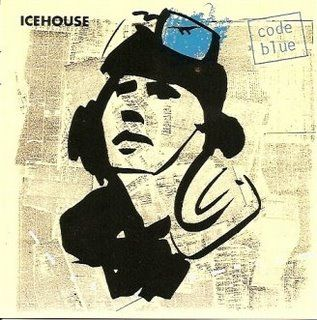 Code Blue Reissued CD by Icehouse