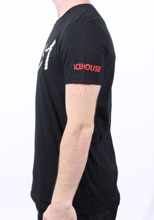 Crazy Black Tshirt by Icehouse