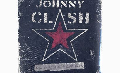 Johnny Clash/Old Clash Fan Fight Song - 7 inch Single by Billy Bragg