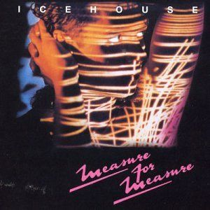 Measure To Measure Reissued CD by Icehouse