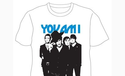 Silhouette White Tshirt by You Am I
