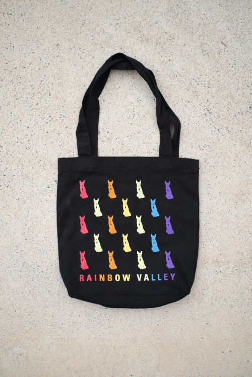 Rainbow Valley - Tote Bag by Matt Corby