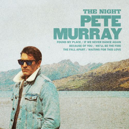 THE NIGHT LP (Vinyl) by Pete Murray