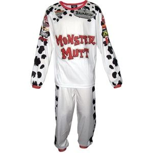 Monster Jam Monster Mutt Dalmatian Playwear Set by Monster Jam