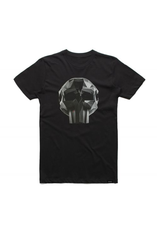 Skull Tshirt Black by Shihad