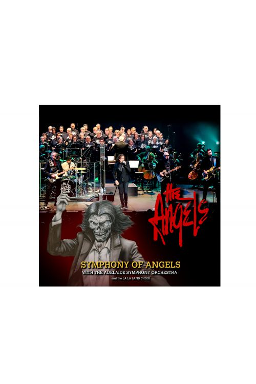 Symphony Of Angels 2CD by The Angels