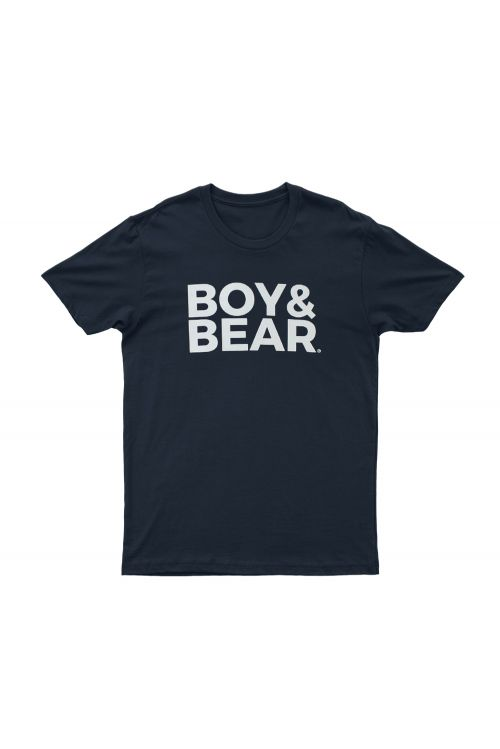 Summer 21 Mens Tee by Boy and Bear
