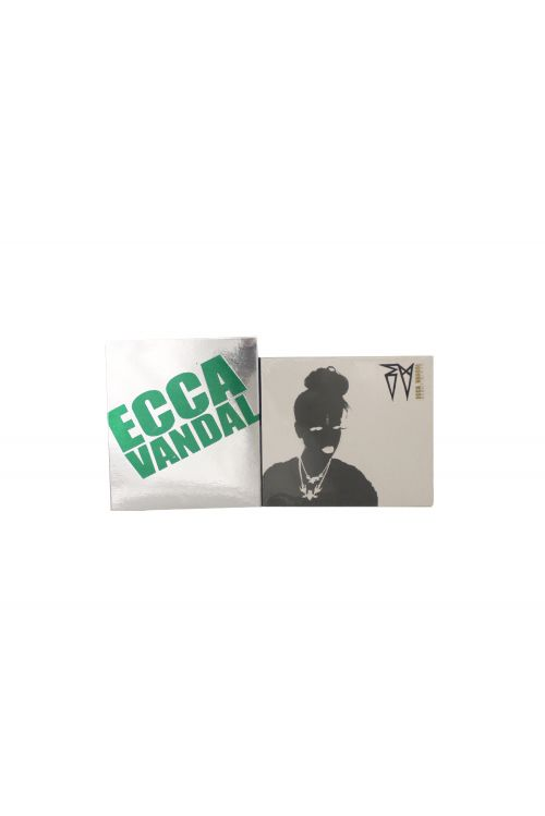Ecca Vandal CD (Limited Edition  Green/Silver Mirror Slipcase) by Ecca Vandal