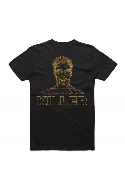 Killer Black Tshirt by Dan Sultan