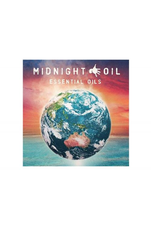 Essential Oils – The Great Circle Tour Edition CD by Midnight Oil