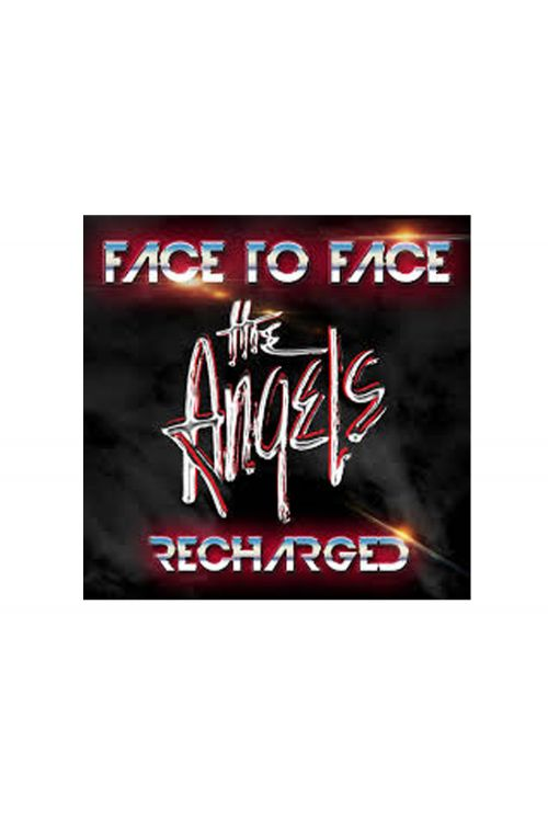 Face To Face Recharged CD by The Angels