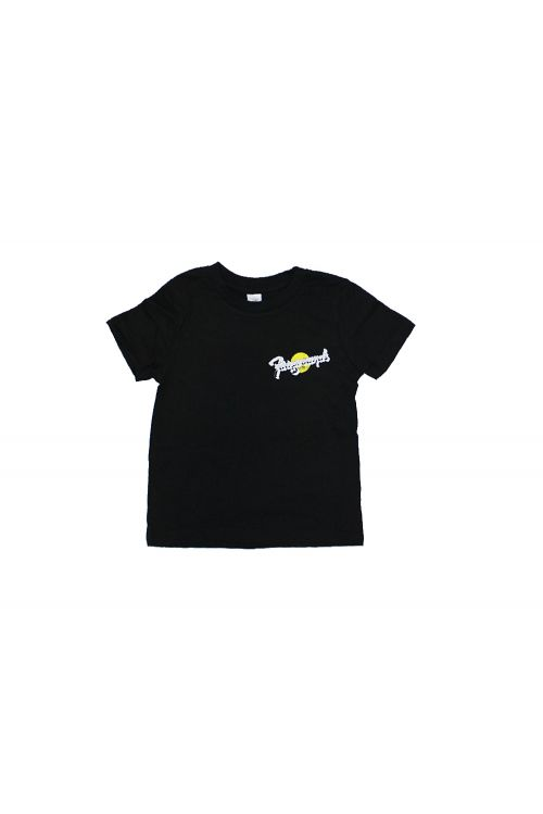 Kids Event 2017 Black Tshirt by Fairgrounds