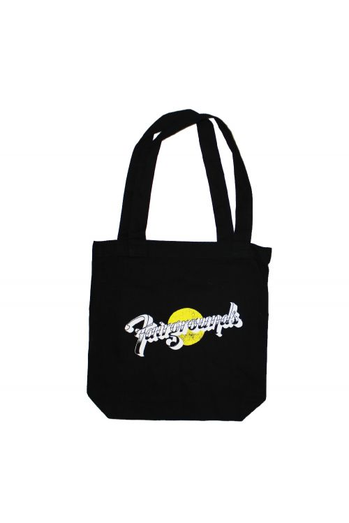 Tote Bag Black  by Fairgrounds