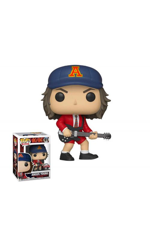 AC/DC - Angus Young Red Jacket Pop! by AC DC