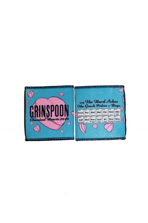 Chemical Hearts Stubby Holder by Grinspoon