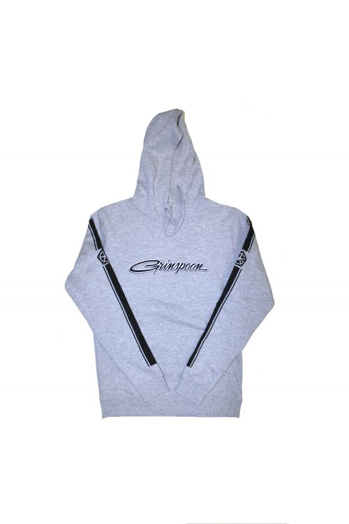 Charger Logo Grey Hoody by Grinspoon