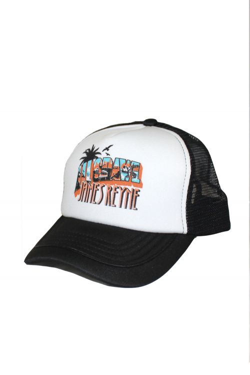All Crawl Trucker Cap by James Reyne