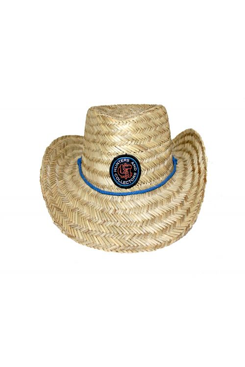Straw Hat by Hunters & Collectors