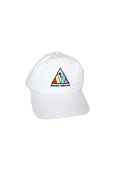 White Dad Cap by Imagine Dragons