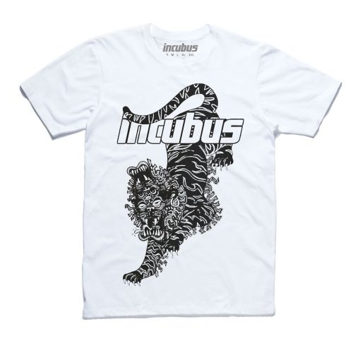 *AUSTRALIA EXCLUSIVE* FU DOG TEE by Incubus