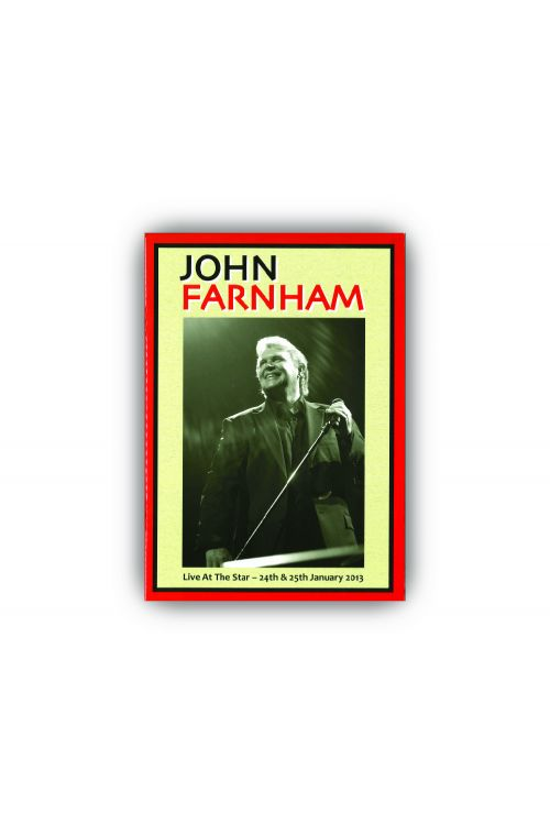 2013 The Star Concert Program by John Farnham