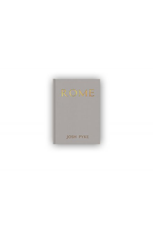 ROME - CD, A5 HARDCOVER BOOK AND TSHIRT by Josh Pyke