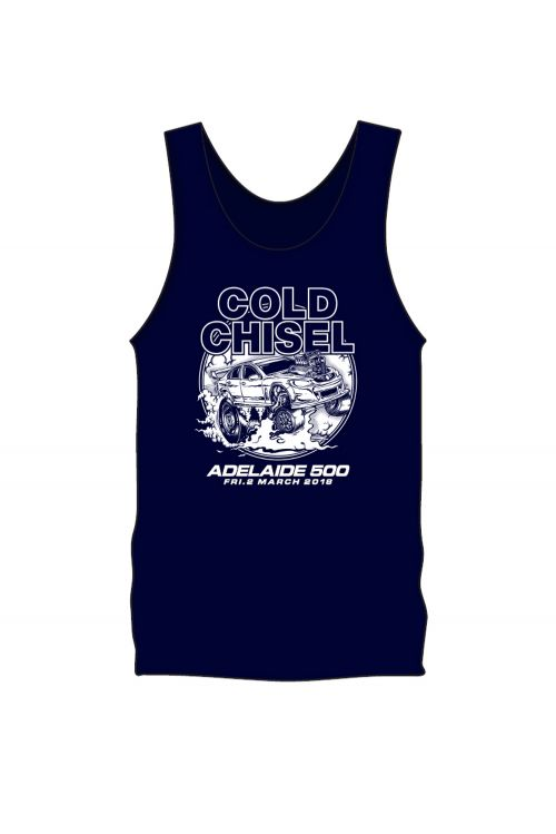 Navy Singlet Event by Cold Chisel