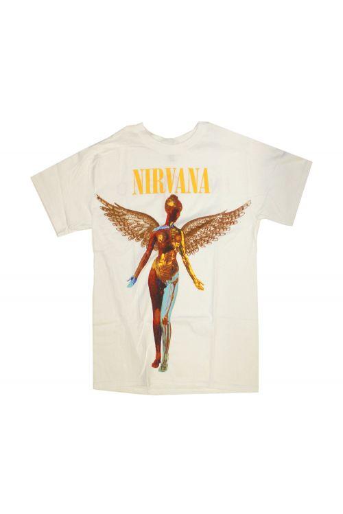 ce0f49af Nirvana — Nirvana Official Merchandise — Band T-Shirts