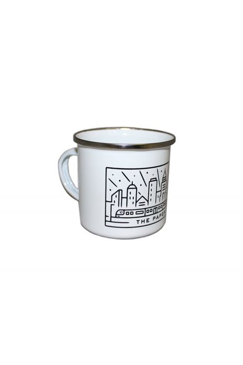 Enamel Mug by The Paper Kites