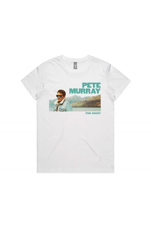 THE NIGHT WHITE LADIES TSHIRT by Pete Murray