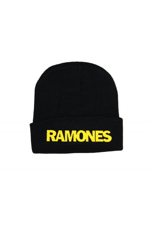 Logo Beanie by The Ramones