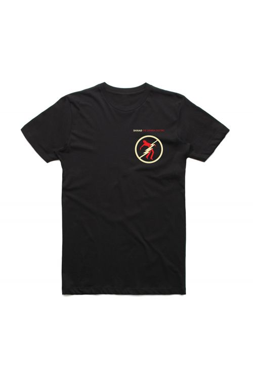 The General Electric Black Tshirt by Shihad