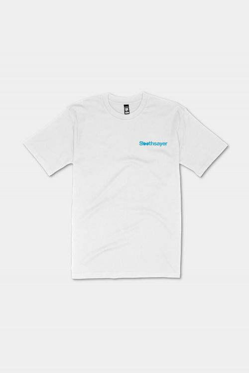 SOOTHSAYER X M.WILLIS COLLAB TEE (SKY BLUE) by Soothsayer