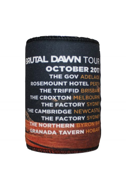 Stubby Brutal Dawn Tour Oct 17 by Bernard Fanning